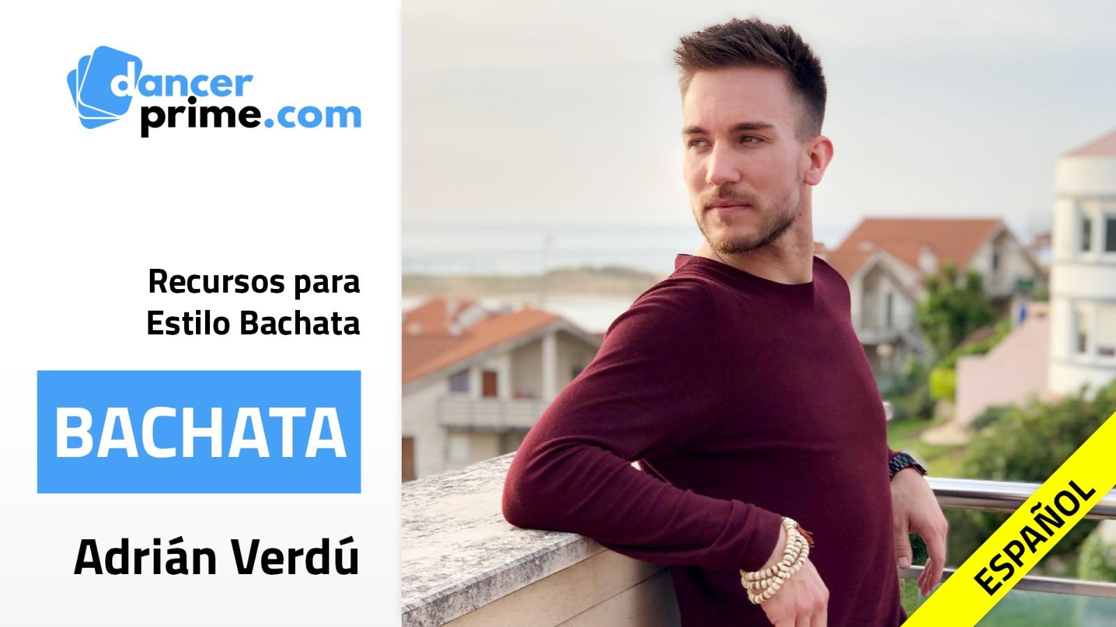 Curso Estilo Bachata - Adrián Verdú