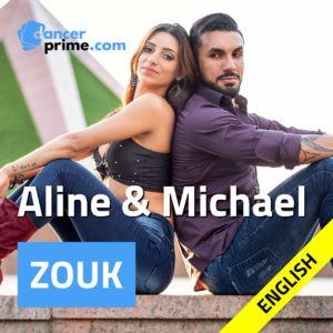 Zouk brasileño: Nivel básico - Aline y Michel