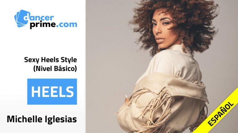 Sexy Heels Style Michelle Iglesias